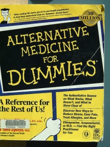 alternative-medicine-for-dummies
