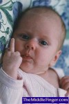 baby-with-middle-finger