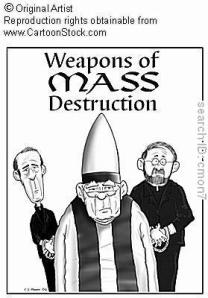 catholic WMDs